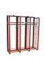 Groves Red Rack® Wall Mount Gear Storage - 1rst/Starter Stall